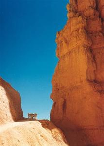 Bryce Canyon, arty design