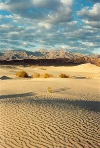 Death Valley desert