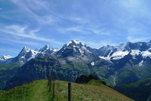 Top of Muerren
