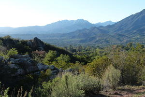 The Ojai Valley