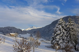 Winter view towards Giferspitz