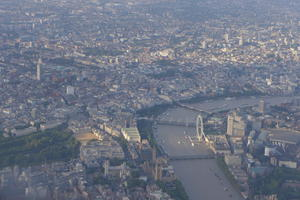 Over the Thames