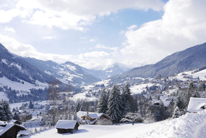 Rougemont in Winter
